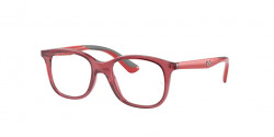 Ray-Ban Junior RY 1604 - 3866  TRASPARENT RED
