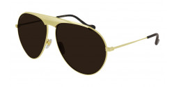 Gucci GG 0908 S - 001 GOLD brown