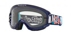 Oakley OO 7116 O FRAME 2.0 PRO XS MX  - 711615  TLD ANARCHY BLUE clear