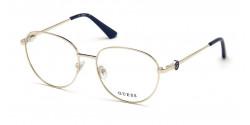 Guess GU 2756 - 032 GOLD/BLUE