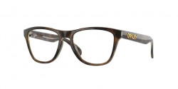 Oakley OY 8009 RX FROGSKINS XS - 800907  POLISHED BROWN TORTOISE