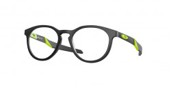 Oakley Youth OY 8014 ROUND OUT - 801401  SATIN BLACK