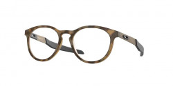 Oakley Youth OY 8014 ROUND OUT - 801403  SATIN BROWN TORTOISE