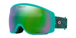 Oakley OO 7105 FLIGHT TRACKER M - 710548  CELESTE CRACKLE prizm snow jade iridium