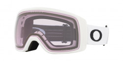 Oakley OO 7106 FLIGHT TRACKER S - 710629  MATTE WHITE prizm snow clear