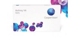 Biofinity XR Toric 3 szt.