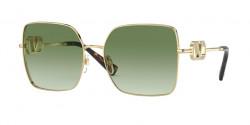 Valentino  VA 2041 - 30028E  GOLD gradient green