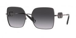 Valentino  VA 2041 - 30398G  GUNMETAL gradient black