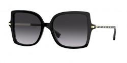 Valentino  VA 4072 - 50018G  BLACK gradient black