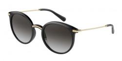 Dolce&Gabbana DG 6158 - 501/8G  BLACK grey gradient
