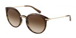 Dolce&Gabbana DG 6158 - 502/13  HAVANA gradient brown