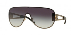 Versace VE 2166 12528G  PALE GOLD grey gradient