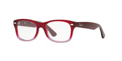 Ray-Ban Junior RY 1528 3583  OPAL RED FADED OPAL VIOLET