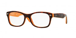 Ray-Ban Junior RY 1528 3661  TOP HAVANA ON ORANGE