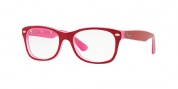 Ray-Ban Junior RY 1528 3761  TRASP PINK ON TOP BORDEAUX