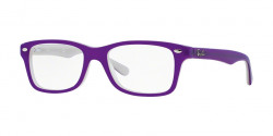 Ray-Ban Junior RY 1531 3591 TOP VIOLET ON OPAL ICE