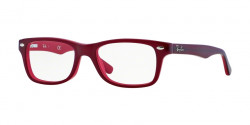 Ray-Ban Junior RY 1531 3592 TOP RED ON OPALIN RED