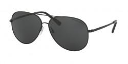 Michael Kors MK 5016 KENDALL - 108287  MATTE BLACK grey solid