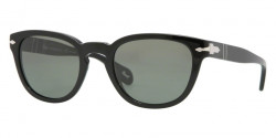 Persol PO 2961 S 95/31  BLACK crystal green