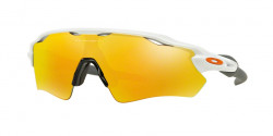 Oakley OO 9208 RADAR EV PATH  920816  POLISHED WHITE fire iridium