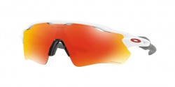 Oakley OO 9208 RADAR EV PATH  920872  POLISHED WHITE kolor soczewek: prizm ruby