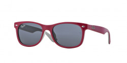 Ray-Ban RJ 9052 S Junior 177/87  TOP RED FUXIA ON GRAY, grey