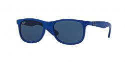 Ray-Ban RJ 9062 S Junior 701780  MATTE BLUE, dark blue