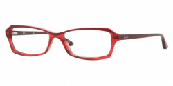 Ray-Ban RB 5235 5054  TOP BORDEAUX/STRIPED RED