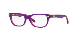 Ray-Ban Junior RY 1555  3666  TOP VIOLET ON FUXIA FLUO