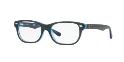 Ray-Ban Junior RY 1555  3667  TOP BLUE ON BLUE FLUO