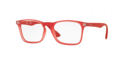 Ray-Ban Junior RY 1553 3669  RUBBER RED