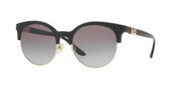 Versace VE 4326 B GB1/11  BLACK/PALE GOLD, grey gradient