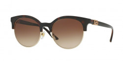 Versace VE 4326 B 521213  HAVANA/PALE GOLD, brown gradient