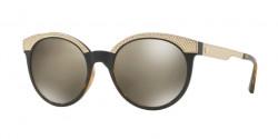 Versace VE 4330 108/5A HAVANA light brown mirror dark gold