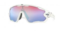 Oakley OO 9290 JAWBREAKER 929021  POLISHED WHITE  prizm sapphire snow