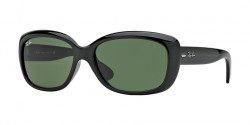 Ray-Ban RB 4101 JACKIE OHH 601  BLACK green
