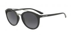 Giorgio Armani AR 8083 5017T3  BLACK, polar grey gradient