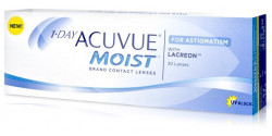 1-Day Acuvue Moist for Astigmatism Nowość