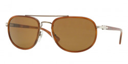 Persol PO 2409 S 101833 MATTE BROWN crystal brown