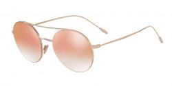 Giorgio Armani AR 6050 30116F  BRONZE, gradient pink mirror pink