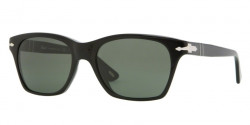 Persol PO 3027 S 95/31  BLACK crystal green