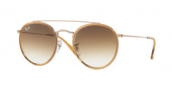 Ray-Ban RB 3647 N 907051  COPPER clear gradient brown