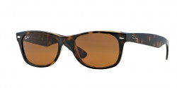 Ray-Ban RB 2132 NEW WAYFARER 710  LIGHT HAVA crystal brown