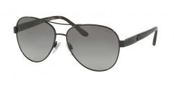 Ralph Lauren RL 7054 Q 900311  SHINY BLACK, gradient grey