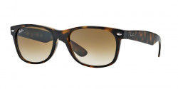 Ray-Ban RB 2132 NEW WAYFARER 710/51 LIGHT HAVANA crystal brown gradient