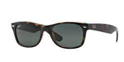 Ray-Ban RB 2132 NEW WAYFARER 902 TORTOISE crystal green