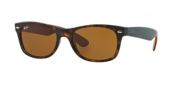 Ray-Ban RB 2132 NEW WAYFARER 6179  MATTE HAVANA brown