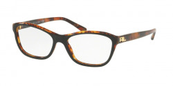 Ralph Lauren RL 6160 5260  TOP BLACK/HAVANA JERRY