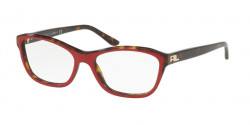 Ralph Lauren RL 6160 5632  TOP RED/DARK HAVANA