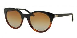 Ralph Lauren RL 8138 5581T5  BLACK GRADIENT HAVANA, gradient brown polar